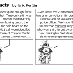 Zimmerman vs the Facts