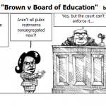 "Day After ""Brown v Board of Education"""