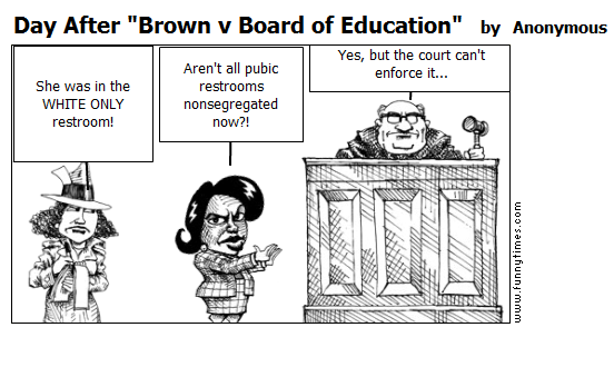 Brown v board of education date