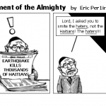 The Hearing Impairment of the Almighty