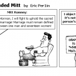 Marriage Minded Mitt