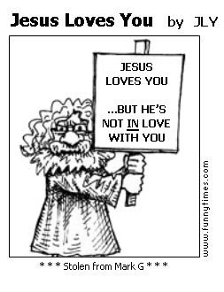 Jesus Loves You by JLY