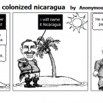 christpher colombuz colonized nicaragua