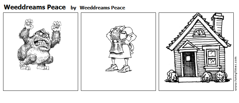 Weeddreams Peace by Weeddreams Peace