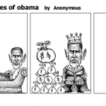 the three personalities of obama