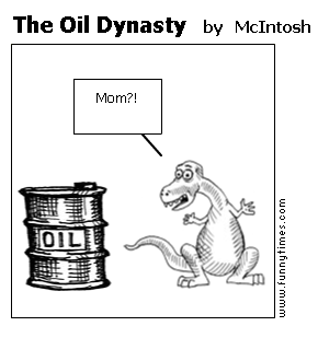 The Oil Dynasty by McIntosh