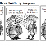 Election of 1860 North vs. South