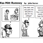 If Only Your Dad Was Mitt Romney