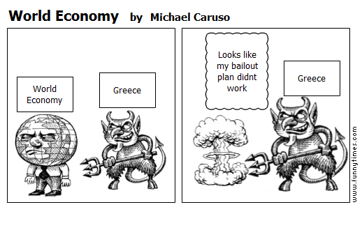 World Economy by Michael Caruso