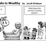 Tax breaks to Wealthy
