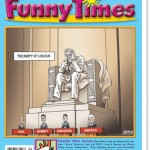 Funny Times May 2012 Issue