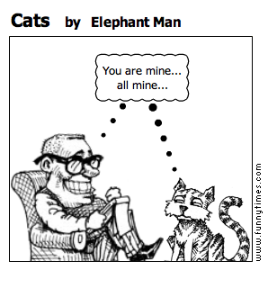 Cats by Elephant Man