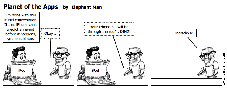 Planet of the Apps by Elephant Man