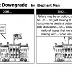 Rhetoric Downgrade