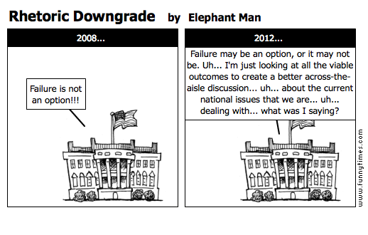Rhetoric Downgrade by Elephant Man