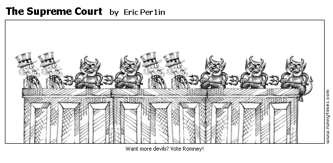 The Supreme Court by Eric Per1in
