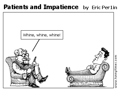 Patients and Impatience by Eric Per1in