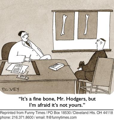 Funny doctor shakespeare vey  cartoon, June 13, 2012