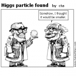 Higgs particle found