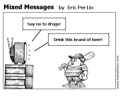 Mixed Messages by Eric Per1in