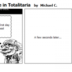 Summer school – Life in Totalitaria