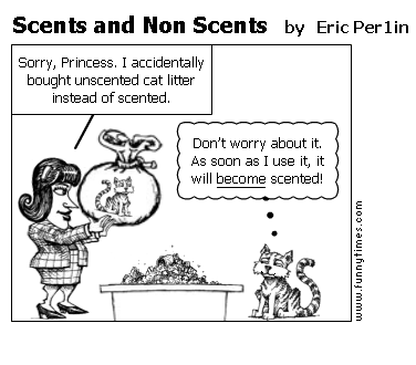 Scents and Non Scents by Eric Per1in
