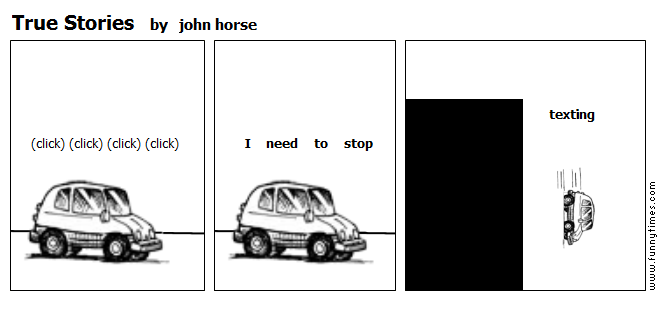 True Stories by john horse