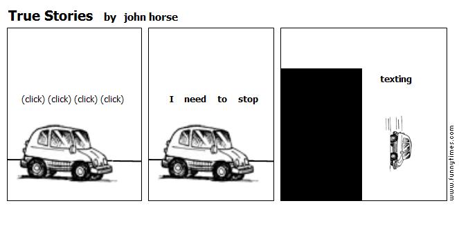 True Stories by john horse