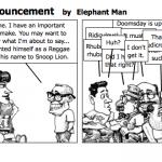 A Public Service Announcement