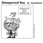 Dissapproval Guy