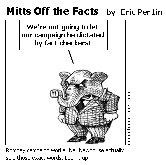 Mitts Off the Facts by Eric Per1in