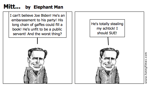 Mitt... by Elephant Man