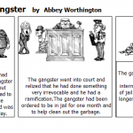 The story Of the Gangster