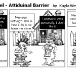 Communication Model – Attiduinal Barrier