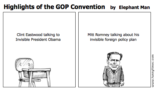 Highlights of the GOP Convention by Elephant Man