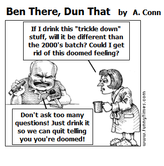 Ben There, Dun That by A. Conn