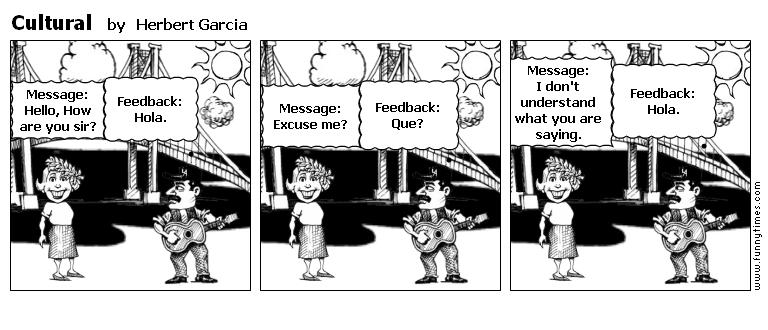 Cultural by Herbert Garcia