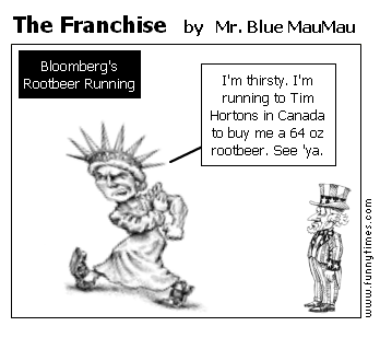 The Franchise by Mr. Blue MauMau