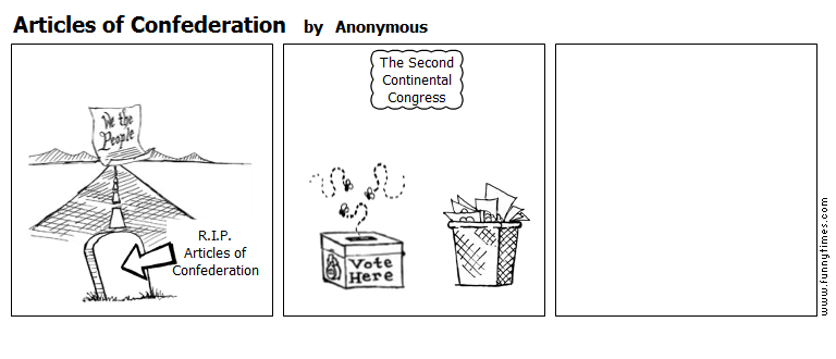 Articles of Confederation by Anonymous