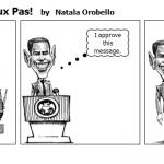 Another Romney Faux Pas