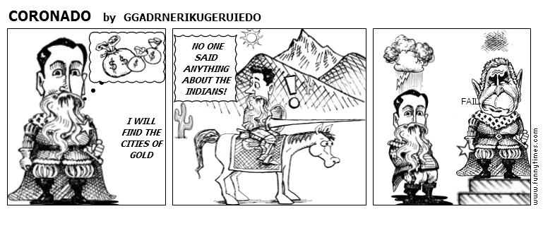 CORONADO by GGADRNERIKUGERUIEDO
