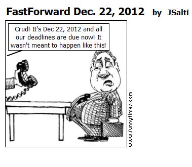 FastForward Dec. 22, 2012 by JSalti