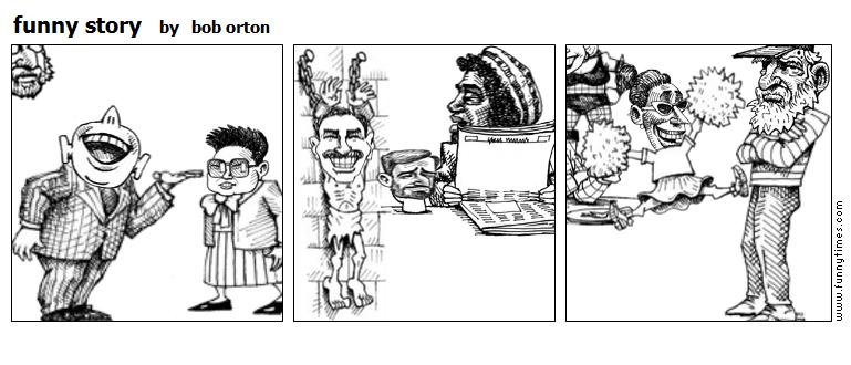 funny story by bob orton