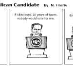 The Honest Republican Candidate