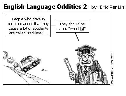 English Language Oddities 2 by Eric Per1in