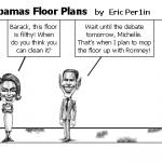 Obamas Floor Plans