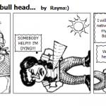 Cabeza De Vaca the bull head…