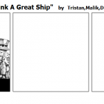 """A Small Leak Can Sink A Great Ship"""