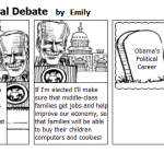 The 2012 Presidential Debate