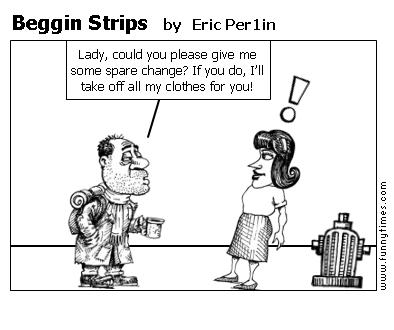 Beggin Strips by Eric Per1in
